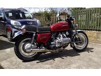 HONDA CLASSIC GL1000 GOLD WING 1976 K1 Low mileage, Excellent condition.