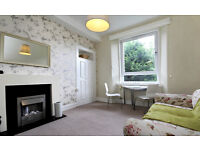 Extremely bright and beautifully presented 1 bedroom flat in Downfield Place, Dalry, Edinburgh
