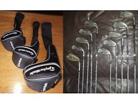 Taylormade & Mizuno Golf Set! Excellent Condition! FOR SALE!