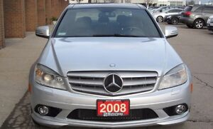 2008 Mercedes-Benz C-Class 350  with Navigation 2 sets of wheels