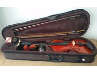 Full Size Violin Package
