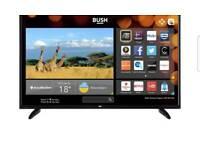 Bush 49 inch Smart tv