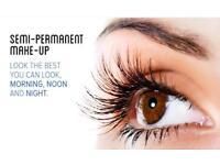 Semi - Permanent & Permanent Makeup / Anti Wrinkle injections / Lip Argumentation/ Laser treatments