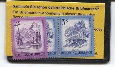 Österreich MT 2 wy (Markentäschchen) 10 S 1980
