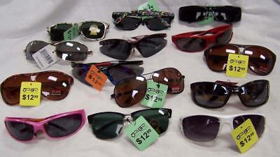 12 WINDY CITY UNISEX BULK LOT SUNGLASSES glasses CHEAP PRICE wholesale #SUN315