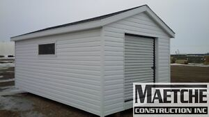 12ft x 20ft sheds (By Maetche Construction)
