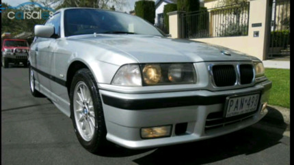 Superb condition 1998 BMW 318si Sport
