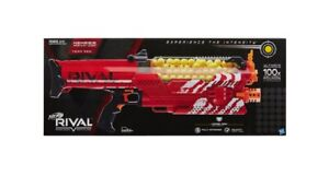 Nerf Rival Nemesis Red or Blue + 100 Rounds NEW