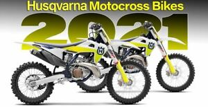 2021 Husqvarna Motorcycles Bunbury Bunbury Area Preview
