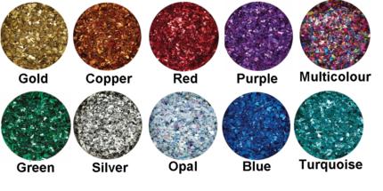 Art & Craft Glitter - 500g (All Colours)