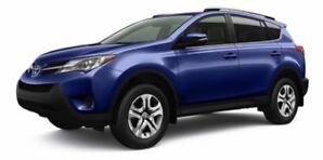 Toyota RAV4 all drive