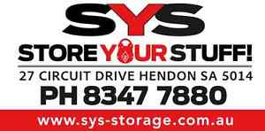 Store YOUR Stuff Pty Ltd Hendon Charles Sturt Area Preview