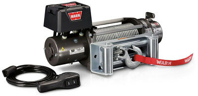 - WARN 26502 M8000 8000lb Premium Series Winch 4.8 HP 100' 5/16 Cable Roller