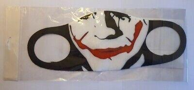Mundschutz Mund Maske 3D JOKER * NEU! *