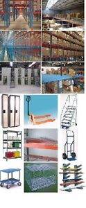 Carts, Dollies, Lifts, Material Handling Supplies