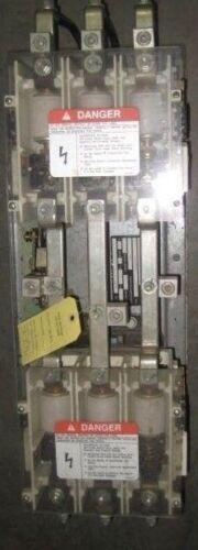 TOSHIBA CVR-1GAU 160 AMP REVERSING VACUUM CONTACTOR  (B1)
