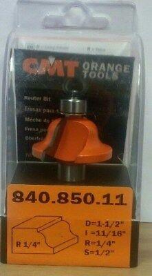 CMT 840.850.11 Roman Ogee Bit, 1/2-Inch Shank, 1/4-Inch Radius Carbide Brand New - Roman Ogee Bit