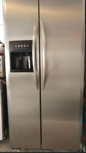 Stainless steel refrigerator -- 400