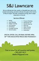 SJR Lawn Care - RELIABLE AND QUICK LAWN SERVICES