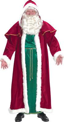 Santa Suit Victorian  Costume