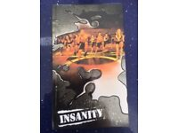 Insanity : Workout and Fitness DVD set