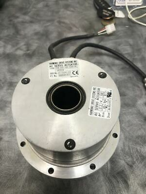 Drive Plus Harmonic Drive Systems Ac Servo Actuator Excellent Condition