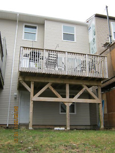 Beautiful Townhouse in Dartmouth/Cole Harbour available August 1