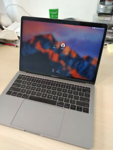 MacBook Pro i5 256GB (13-inch, 2017, Two Thunderbolt 3) Like New