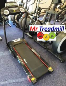 JAZFIT TOP40A Treadmill | VERY GOOD CONDITION | Mr Treadmill Hendra Brisbane North East Preview