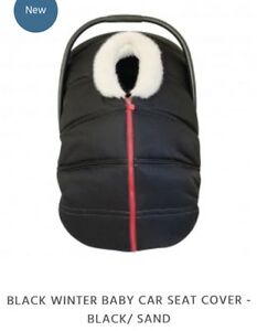 Car Seat Cover - Rate to -25C