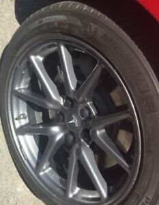 WANTED: RIMS FOR TESLA MODEL 3