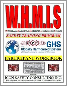 WHMIS GHS 2015 Training - ICON SAFETY CONSULTING INC.