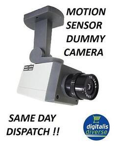Motion-Sensor-Fake-Dummy-CCTV-Security-Camera-with-LED