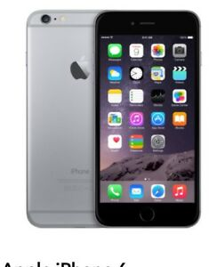 Wanted used iPhone 6 cell phone