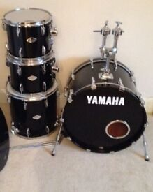 Yamaha Beech Custom drum kit - 22,12,13,16 shell pack
