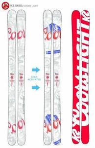 Limited Edition K2 Coors Light Skis *Brand New*