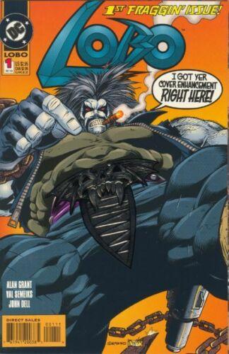 Lobo #1-13 #15 #17 (1994) DC Comics 15 Issues