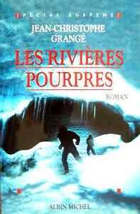 Les rivieres pourpres de jean christophe grange ebay - Dernier livre de jean christophe grange ...
