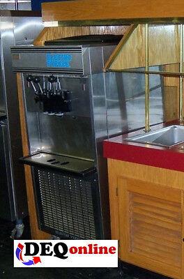Electro Freeze 66tf-137 Ice Cream Machine 3 Head Twist 208230 1p Water Cooled