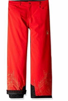 Spyder Boys Marvel Hero Insulated kids blue//black pants sz 16 Brand New $179