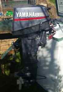 8hp Yamaha outboard Batemans Bay Eurobodalla Area Preview