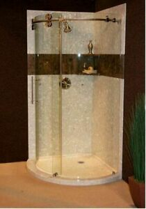"PROSTONE presents ""ROSTICA"" A Solid Shower System(Custom made)"