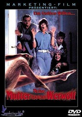 Halloween Ist Ein (Meine Mutter ist ein Werwolf mit Susan Blakely, John Saxon, John Schuck NEU OVP)