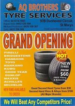 cheap new tyres St Marys Penrith Area Preview