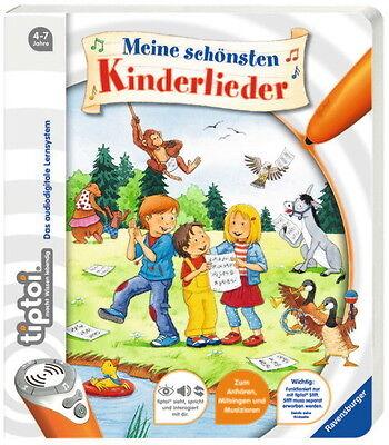 Ravensburger tiptoi Buch Meine schönsten Kinderlieder 00643