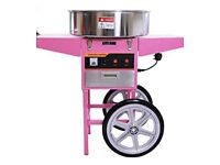 Broken Candy Floss Machine