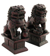Chinese Temple Dogs