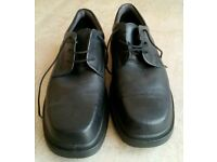Mens steel toe capped shoes for sale.