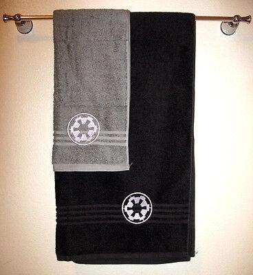 Star Wars Hand & Bath Towel set, Imperial,  Empire