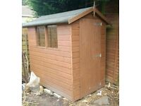 GARDEN SHED FOR SALE - VGC